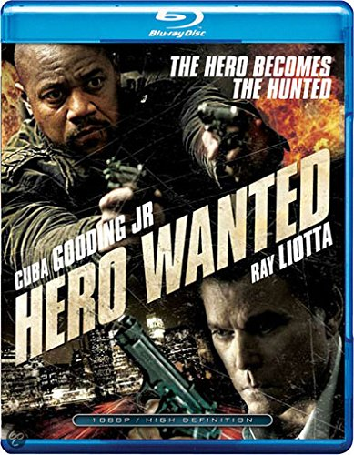 Hero Wanted [ Blu-Ray, Reg.A/B/C Import - Netherlands - Cairns Rays