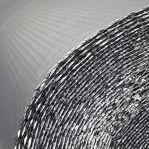 """Double Bubble Multi Use 5/'-125/' RV Insulation 72/"""" Double Metallic Foil"""
