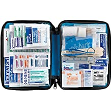 First Aid Only All-purpose First Aid Kit, Soft Case with Zipper, 299-Piece Kit