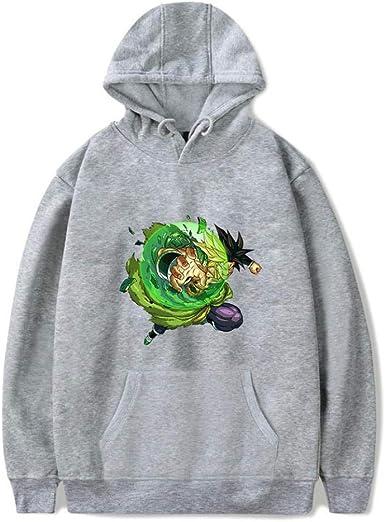DYWLQ Dragon Ball Z Goku Dragon Storm Mens Hooded ...