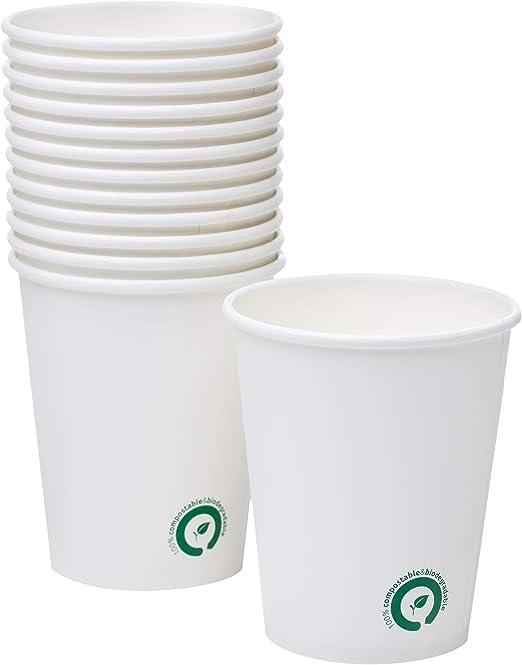Biodeck - Vaso para bebidas calientes biodegradable y compostable ...