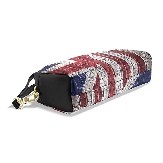 Amazon.com: Bolsas de cosméticos para mujer, diseño de la ...