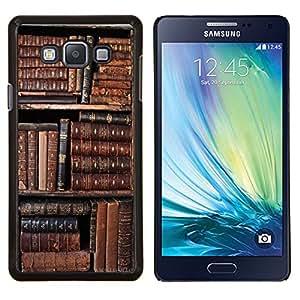 Dragon Case - FOR Samsung Galaxy A7 - History of precipitation - Caja protectora de pl??stico duro de la cubierta Dise?¡Ào Slim Fit