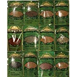 Microgreens 'Variety Pack': Alfalfa, Green Kale, Red Clover, Fenugreek, Crimson Lentils, Mung Beans, Oriental Mustard, Green Peas, Sunflower, Wheat Berries, Daikon Radish and Sandwich Booster
