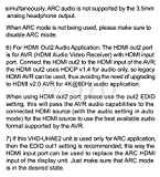 ViewHD UHD 18Gbps Audio Extractor Support HDMI v2.0