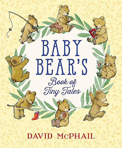 Baby Bear's Book of Tiny Tales