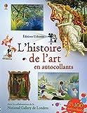 l histoire de l art en autocollant by fiona watt 2013 03 14