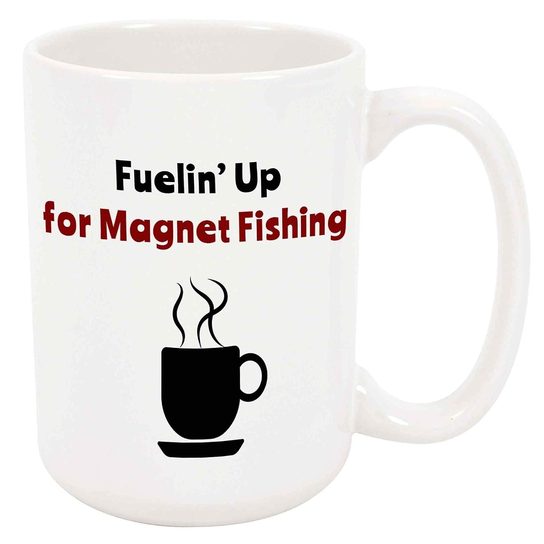 Magnet fishing Mug