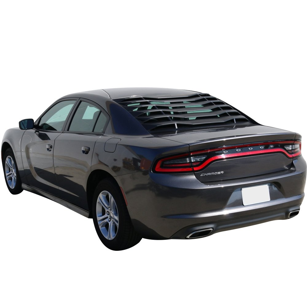 Window Louver Fit For 2011-2018 Dodge Charger