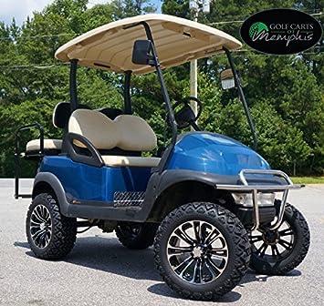 lift kit for golf cart. club car precedent golf cart 6\u0026quot; lift kit + 14\u0026quot; vector wheels and 23\u0026quot for