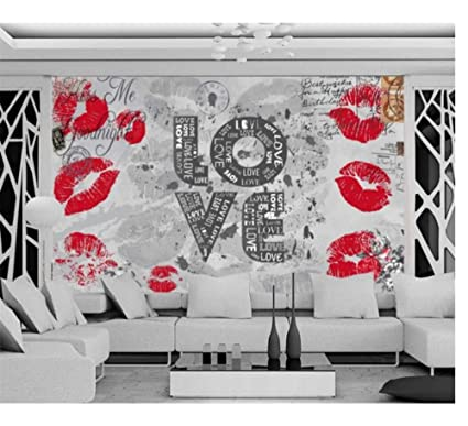 Scmkd Custom 3d Wallpaper Living Room Bedroom Stereo Mural