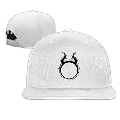 Taurus Zodiac diseño unisex gorra sombreros tapas de soporte de ...