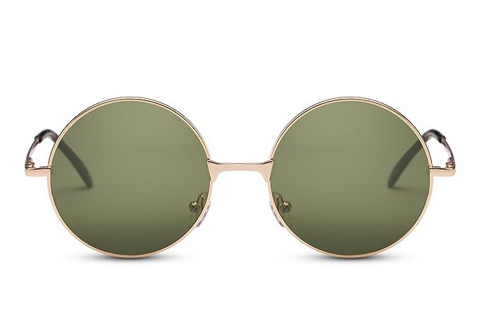 02a21d2227 Cheapass Gafas de Sol Vintage Retro Redondas estilo John Lennon ...