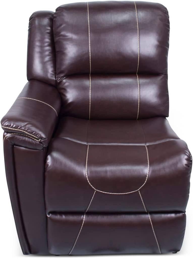 THOMAS PAYNE Right Hand Recliner – Heritage Series Jaleco Chocolate