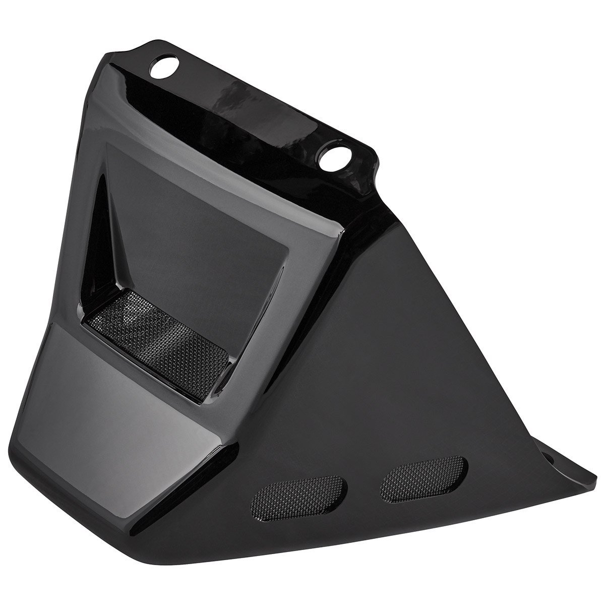 14-18 YAMAHA Bolt: Genuine Yamaha Accessories Lower Chin Fairing (Raven)