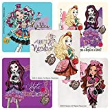Ever After High Stickers - Birthday Party Supplies & Favors - 100 Per Pack
