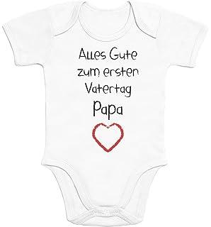 Amazonde Shirtgeil Vatertagsgeschenk Alles Gute Zum Ersten
