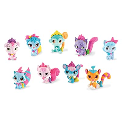 "Disney Princess Disney Princess Palace Pets - Bright Pets Giftset (9 Pack), 1.5"": Toys & Games"