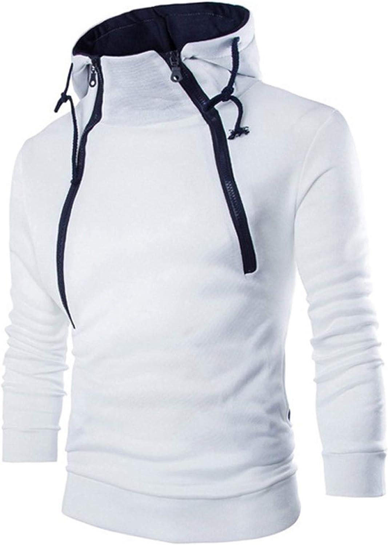 Male Hoodies Pullover Men Sweatshirt Long Sleeve Warm Winter Sweatshirt Outwear