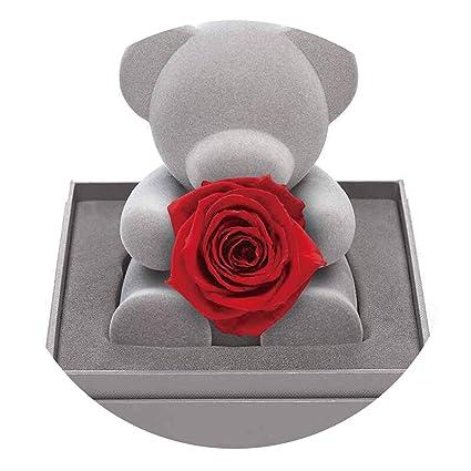 Amazon.com: Surprisedresshatglasses-Ornamento Flores ...