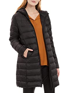 Light Down Vila Lang Vimanya Bordeaux 42 Daunenjacke Frauen cKF1TlJ