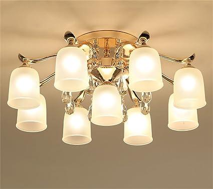 Ali@Luces de techo Luces de la sala de estar de estilo ...