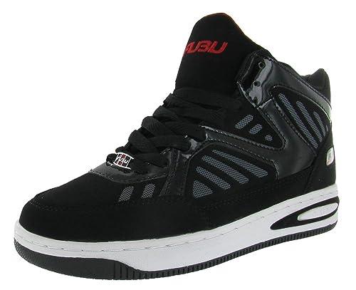Break Black/Red Fashion Sneakers