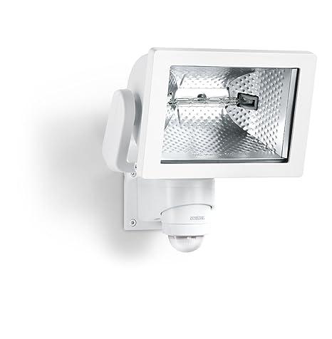 Steinel HS 500 DUO 633516 - Foco sensor halógeno para el exterior con 240° detector