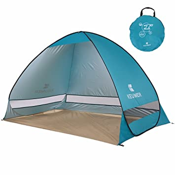 Uv Tent Amp Docooler Beach Shade Tent Sun Shelter Automatic