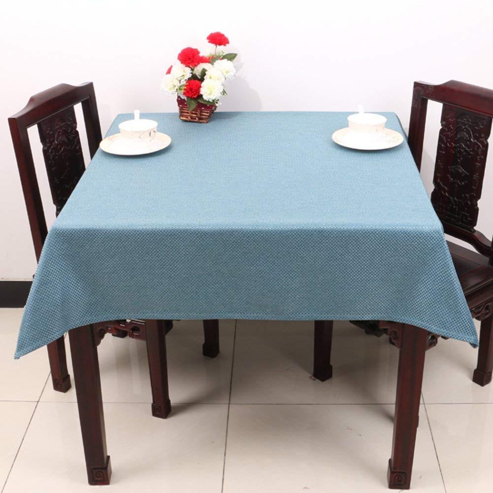 Shuangdeng コットンガーデンテーブルクロスLineテーブルクロスTableclothTeaテーブルクロス (Color : E, サイズ : 150x210cm(59x83inch)) 150x210cm(59x83inch) E B07RPV4T83