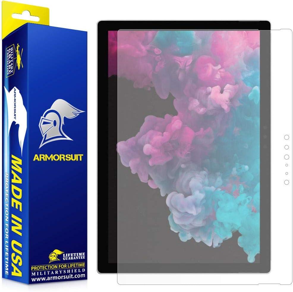 ArmorSuit MilitaryShield Anti-Glare Screen Protector for Microsoft Surface Pro 6 - [Max Coverage] Anti-Bubble Matte Film