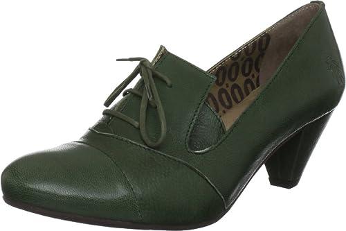 Fly London Peri Zapatos de tacón de cuero mujer, color