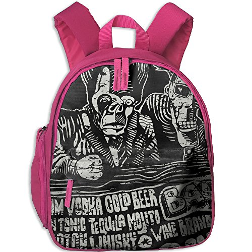 2017 Children's Zombie Doodle Hand Bag Animal