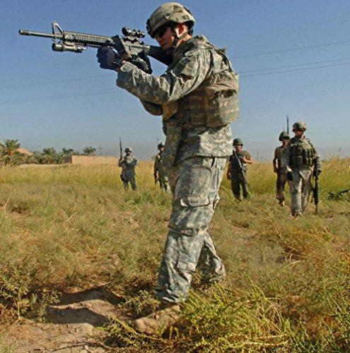 Us Armored Rifle - 5