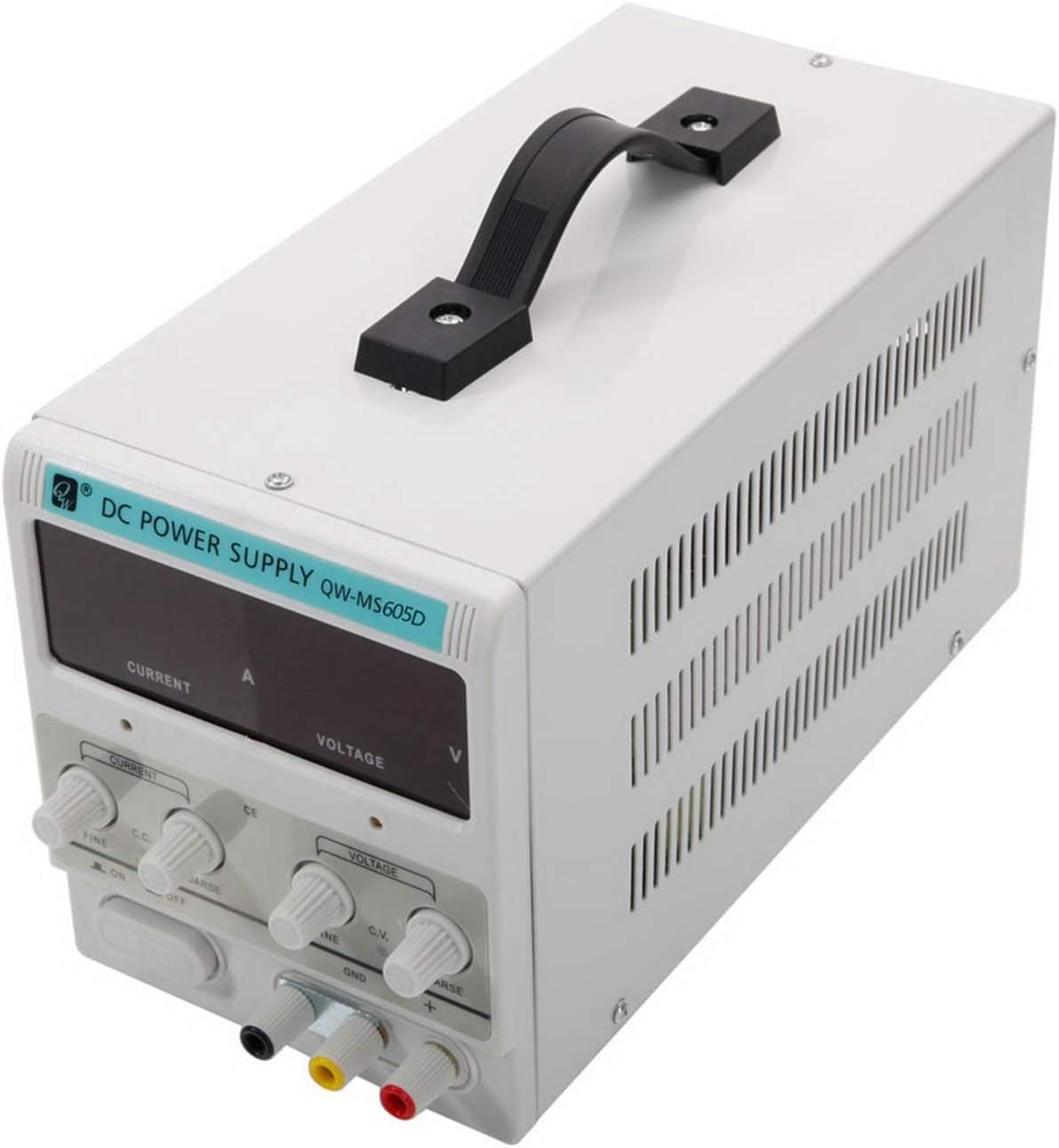 US Standard Stabilizer Power Supply QW-MS305D 30V 5A Adjustable DC