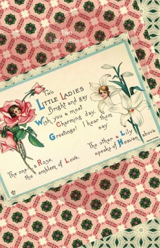 Two Little Ladies: Special Journal (Joy, Inspiration & Delight)