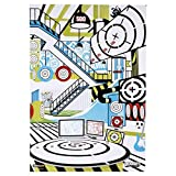 BOOMco. Deluxe Rapid Madness Smart Stick Target