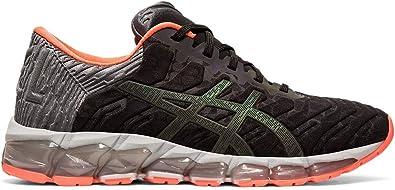 ASICS Gel-Quantum 360 5 - Zapatillas de running para mujer, Negro (Negro/ Negro), 43 EU: Amazon.es: Zapatos y complementos