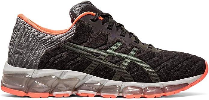 ASICS Gel-Quantum 360 5 - Zapatillas de running para mujer, Negro (Negro/Negro), 43 EU: Amazon.es: Zapatos y complementos
