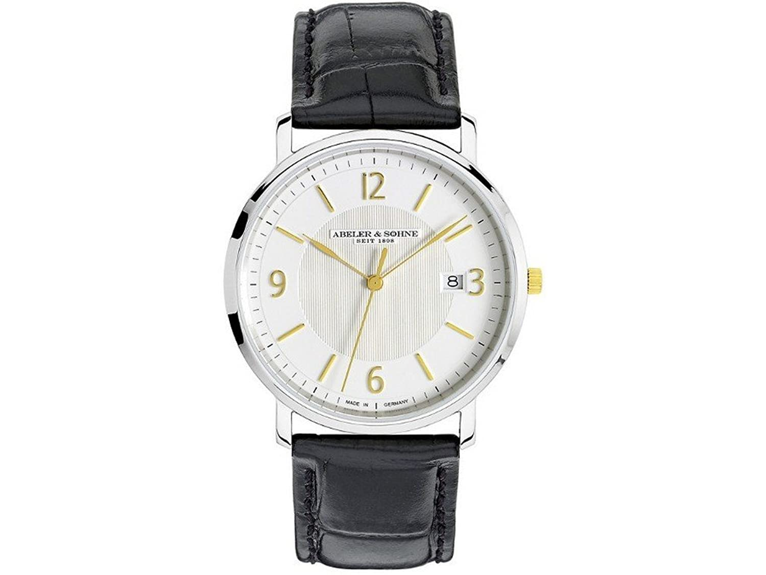 Abeler & SÖhne Herrenuhr Classic A&S 1195