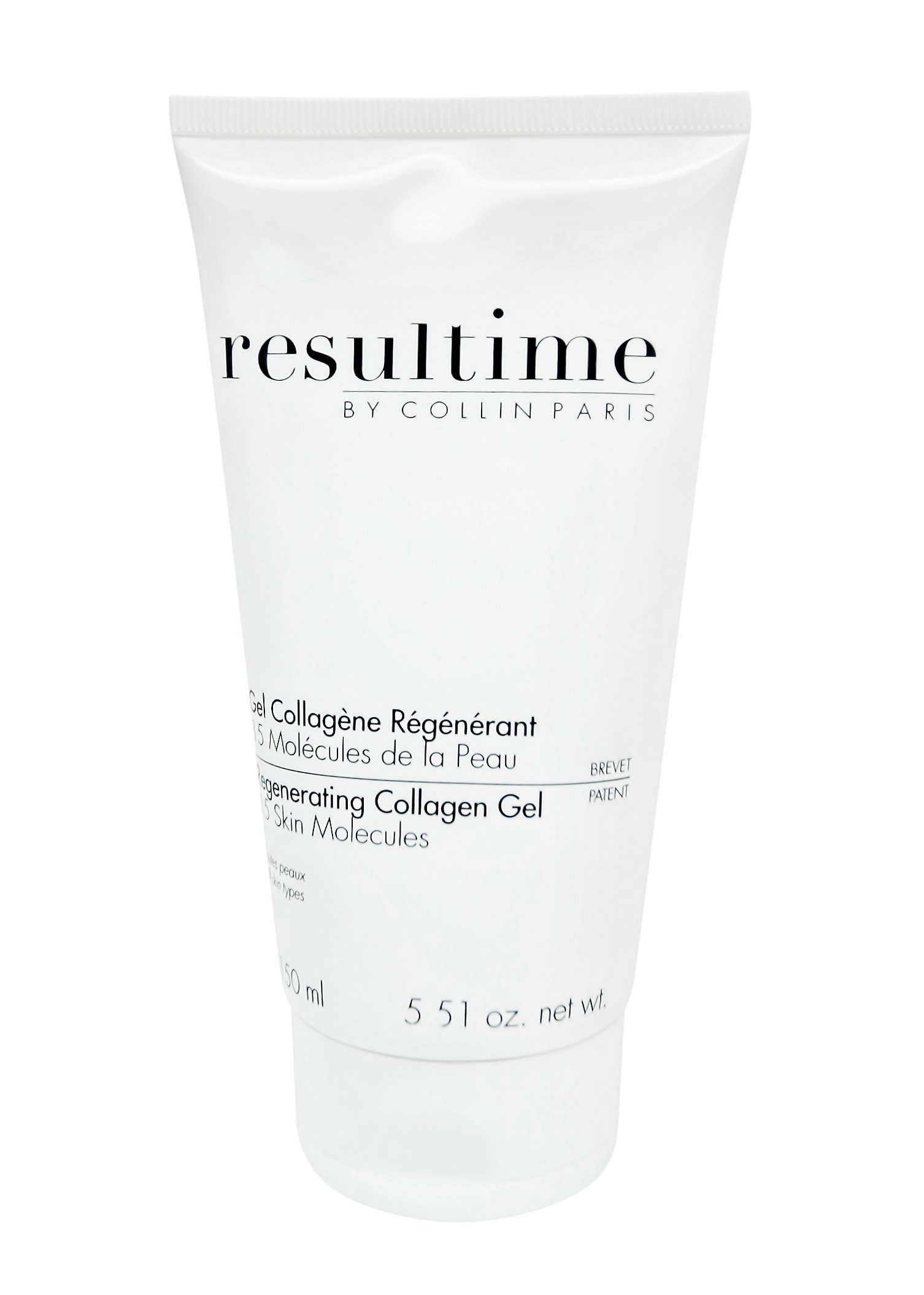 Collin Resultime Regenerating Collagen Gel 15 Skin Molecules 150ML (Salon Size)