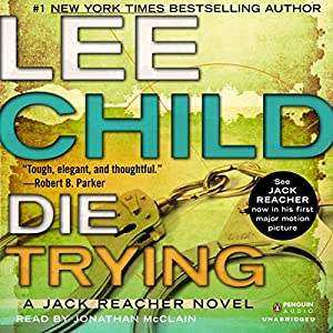 Die Trying Audiobook