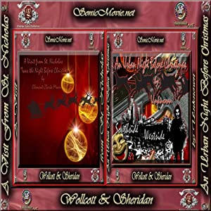 'A Visit from St. Nicholas' & 'An Urban Night Before Christmas' Audiobook