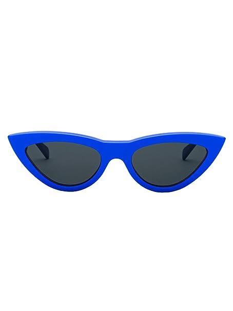 Céline - Gafas de sol - para mujer Azul azul Marca Tamaño ...
