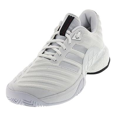 adidas by Men's Barricade Boost 2018 Tennis Shoe-8 D(M) US-