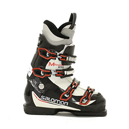 Amazon Com Used Ski Boots >> Amazon Com Used 2015 Mens Salomon Mission R70 Ski Boots