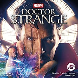Marvel's Doctor Strange Audiobook