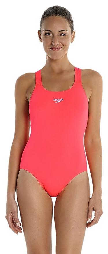 Speedo Essential Endurance+ Medalist Maillot de bain Femme Sirène FR   XXXS  (Taille Fabricant   a82bb73ea54a