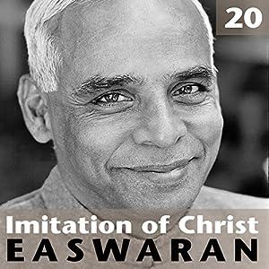 Imitation of Christ: Talk 20 Speech