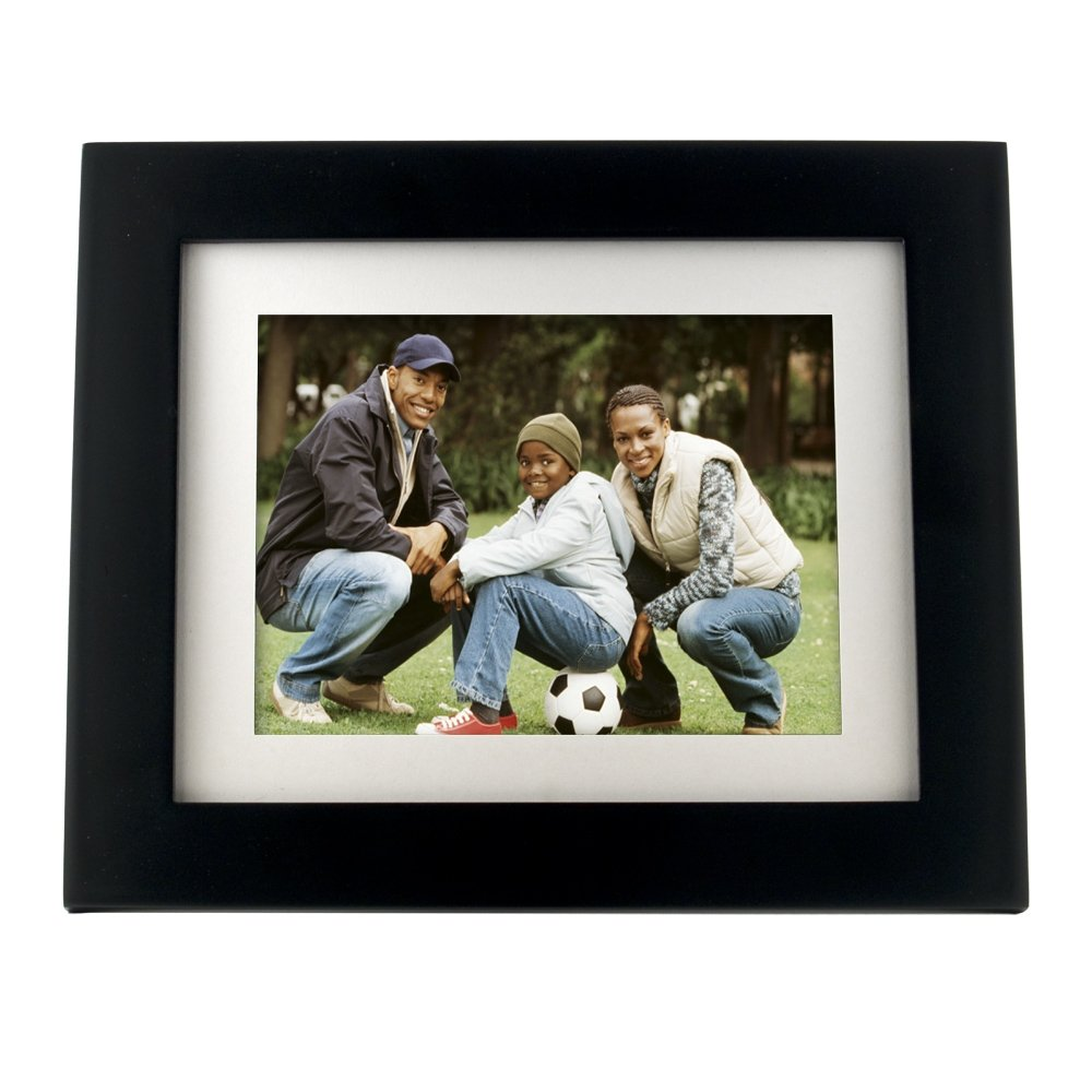 Pandigital Panimage PI8004W01B 8-Inch LED Digital Photo Frame (Black)